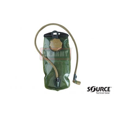 SOURCE WXP 2L / 70oz. Storm Valve SQC QMT Hydration ( Coyote Cover )
