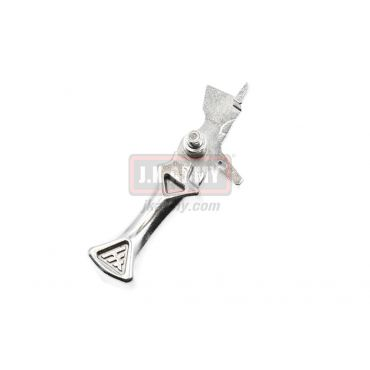 Competition Type A Stainless Steel Triggers for M4 AEG / Gearbox No.2 ( SV )