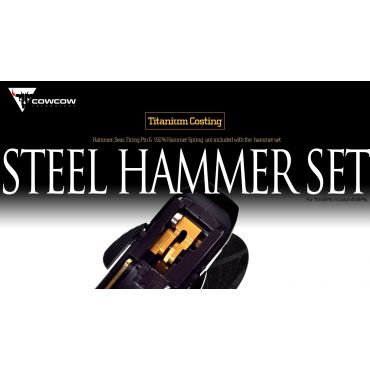 COW Steel Hammer Set For TM M&P 9 Series