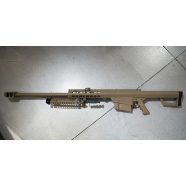 Snow Wolf BARRETT M82A1 Spring Sniper Rifle ( Tan )