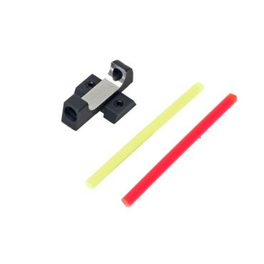 COW T1 Fiber Optic Front Sight for TM Hi-Capa