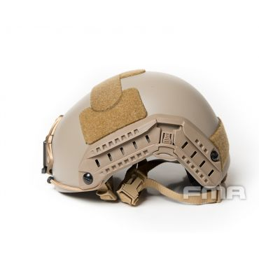FMA MT Style Airsoft Helmet Thick & Heavy Version (S/M) DE