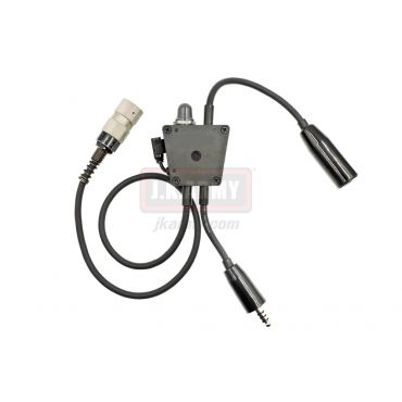 TE Style Davies E-Switch Dual-Com PTT for TRI 148 / 152