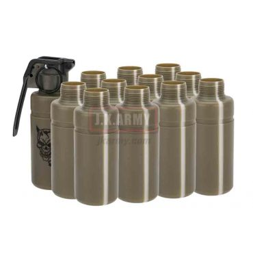 APS Thunder Devil CO2 Single Use BB Grenade Shell ( 12pc with 1 Core )