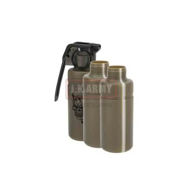APS Thunder Devil CO2 Single Use BB Grenade Shell ( 3pc with 1 Core )