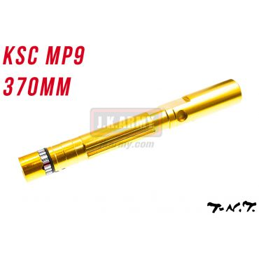 T-N.T. APS-X Hop Up System Inner Barrel Retrofit Kit for KSC-MP9 ( 370mm ) ( GD )