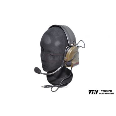 t-COMTAC III Noise Reduction Headset - Single Channel ( OD ) ( TRI CT3 )