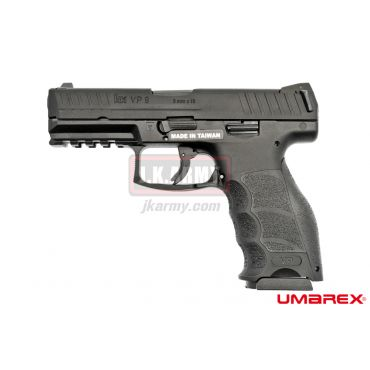 Umarex H&K VP9 Deluxe Ver. GBB Pistol Airsoft ( Black ) ( VFC ) ( Asia Edition )