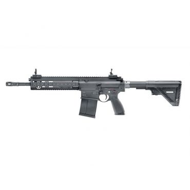 Umarex HK417 GBB Rifle - Black ( KWA )