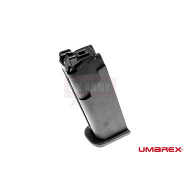 Umarex Glock 17 Gen 5 23rds Gas Magazine (by VFC) ( Black )