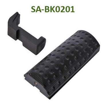 EMG / SAI BLU Compact GBB Backstrap & Magazine Catch Kit