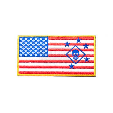 US X MARSOC RAIDERS Flag Patch