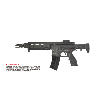 Umarex ( VFC ) HK416 CQB AEG ( Asia Version ) ( Black )