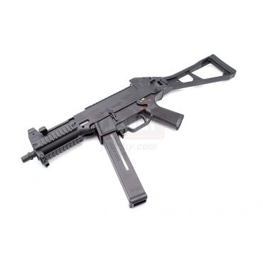 UMAREX UMP 45 DX SMG GBB Airsoft ( ASIA Edition ) ( BY VFC ) ( Black )