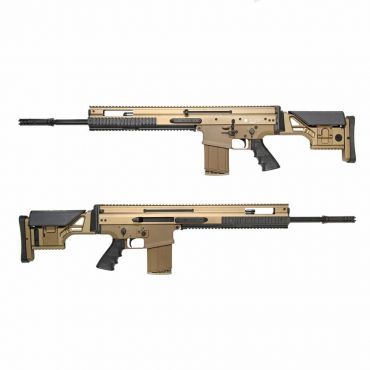 Stark Arms V MK20 SSR SCAR H GBBR ( with 2 Magazines ) ( Tan )
