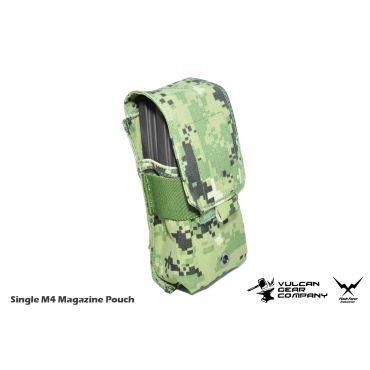 VGC x FFI Single M4 Magazine Pouch ( AOR2 )