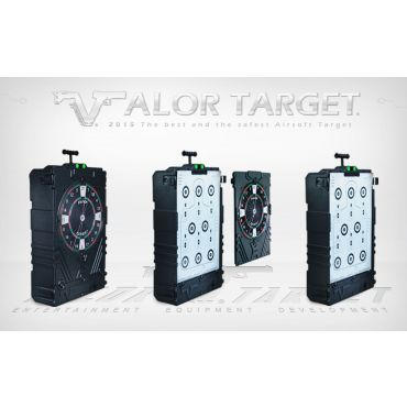 VTA VALOR TARGET BB's and Dart Case Box Pack-A ( Complete Set )
