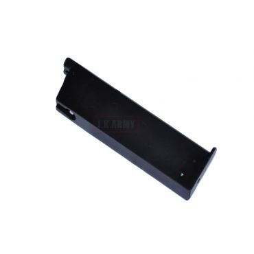WE 15rd Gas Magazine for WE 1911 Pistol GBBP ( Black )