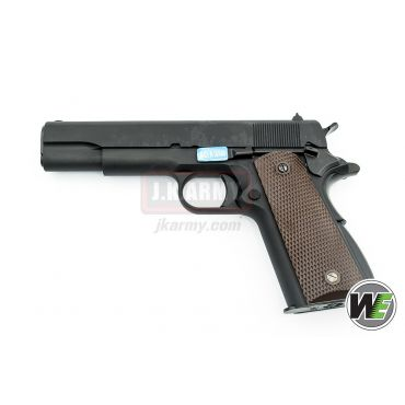 WE M1911 Metal GBB Pistol - CO2 Version ( BK )