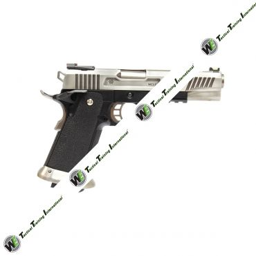WE 5.1 Hi-Capa Force T.REX ( Silver )
