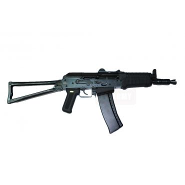 WE AK74 UN Gas Blow Back Rifle ( Black )