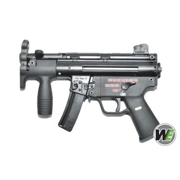 WE Apache NP5K Full Metal GBB ( BK )