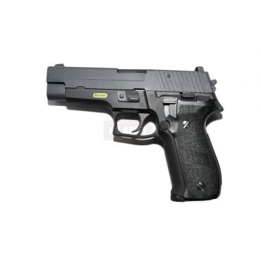 WE F226 MK24 No Rail Full Metal GBB Pistol ( Black ) ( P226 )