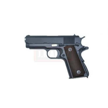 WE M1911A1 3.8 Type A / Mini A GBB Pistol (2 Mag Ver.) (Airsoft)