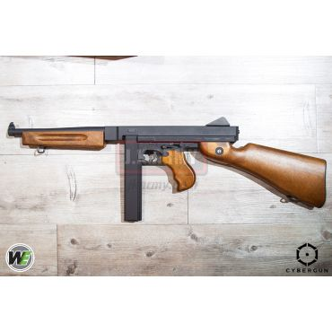 WE M1A1 Thompson GBB Airsoft ( Cybergun Officially Licensed )