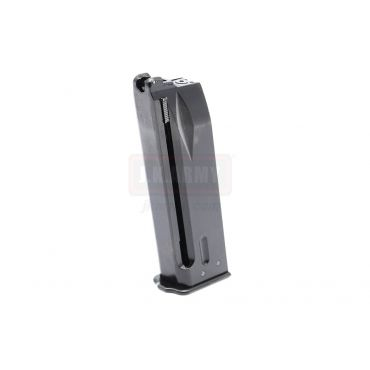 WE Browning Hi-Power MK3 GBB Pistol 20Rds Magazine ( Black )