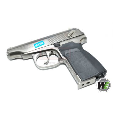 WE Makarov Gas Pistol with Silencer ( SV )