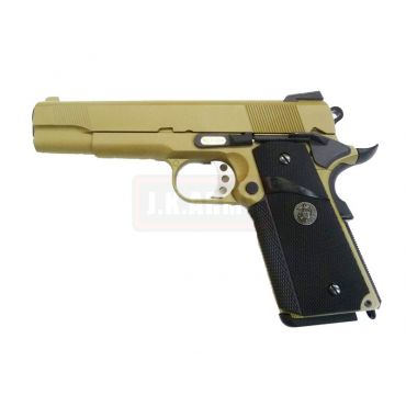 WE MEU GBB Pistol Airsoft ( Tan Type A )