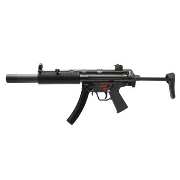 WE SD3 APACHE Gas Blow Back Sub Machine Gun SMG ( GBB ) ( NP5 )