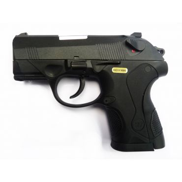 WE Bulldog Metal Slide GBB Pistol ( BK )