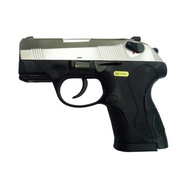 WE Bulldog Metal Slide GBB Pistol ( SV )