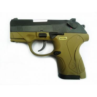 WE Bulldog Metal Slide GBB Pistol ( DE )