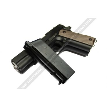 WE Double Barrel 1911 Magazine ( BK )