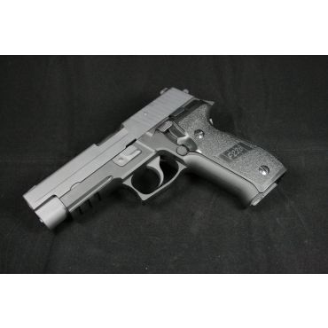 WE F226 Rail Full Metal GBB Pistol ( Black ) ( P226 )