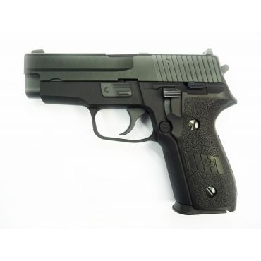 WE F228 Gas Blow Back Pistol ( Black )
