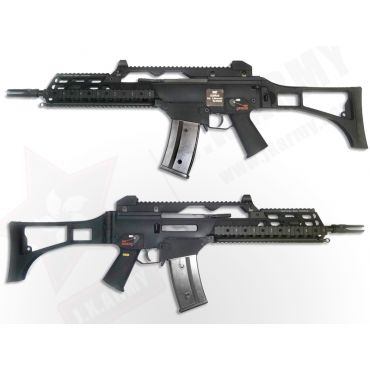 WE G39 RAS Gas Blow Back Rifle (GBB)