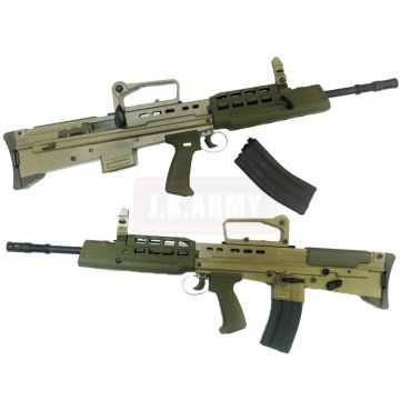 WE L85A2 Airsoft GBB Rifle (Open-Bolt) ( DE )