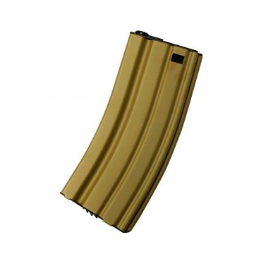 WE 300rds M4 AEG Magazine ( Tan )