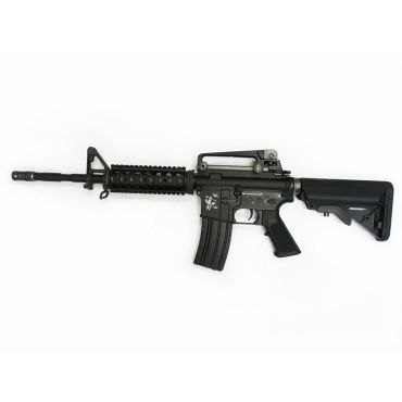 WE Full Metal M4 RIS Carbine Airsoft AEG Rifle