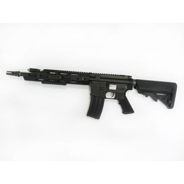 WE Full Metal M4 RAPTOR KATANA Airsoft AEG Rifle ( BK )
