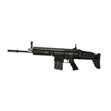 WE SCA Heavy Airsoft AEG Rifle  ( Black Edition )