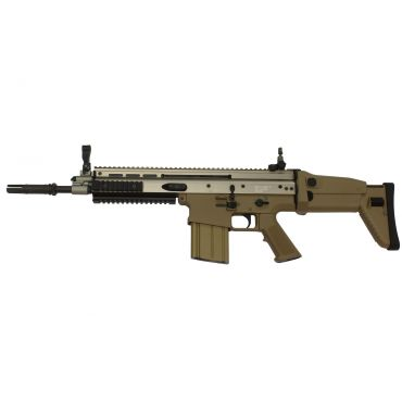 WE SCA Heavy Airsoft AEG Rifle CQB Ver. ( Desert Edition )