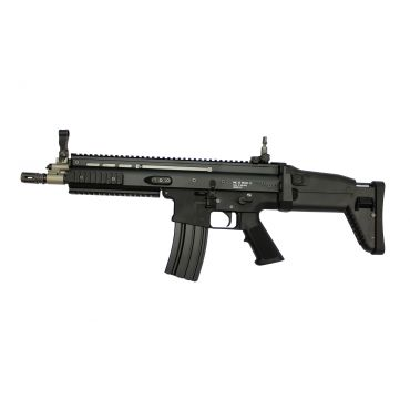 WE SCA L CQB Airsoft AEG Rifle ( BK Edition )