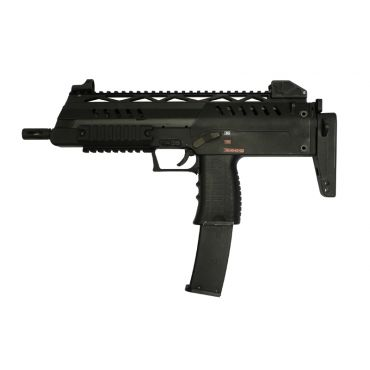 WE SMG-8 Airsoft Gas Blowback ( GBB ) ( BK )