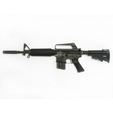 WE XM177 Gas Blow Back Open Chamber Rifle (GBB)