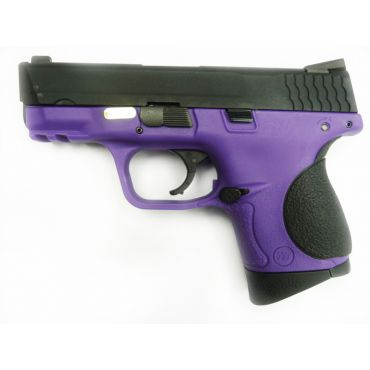 WE Toucan S Metal Slide GBB Pistol ( Purple ) ( BK Slide, Purple Frame )